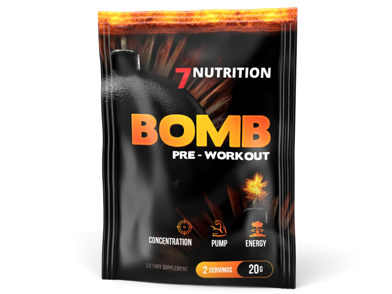 7Nutrition - BOMB - 20g