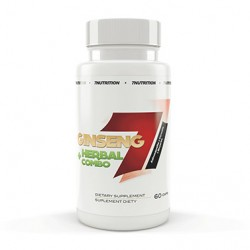 7Nutrition GINSENG+ HERBAL COMBO 60 kaps