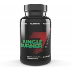 7Nutrition JUNGLE BURNER 120kaps