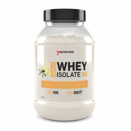 7Nutrition WHEY ISOLATE 90 Vanilla