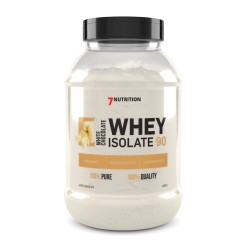 7Nutrition WHEY ISOLATE 90 White Chocolate